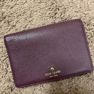 Kate Spade Card & Key Ring Wallet